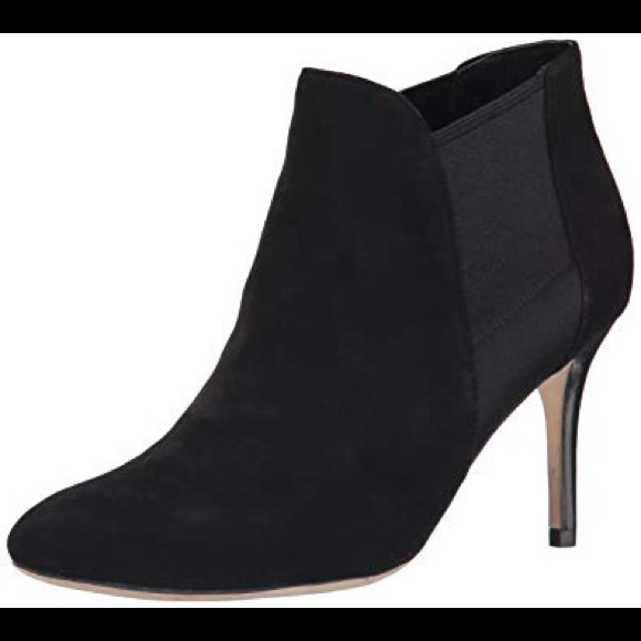 bb6fc67e7d4 Cole Haan Black Smithson Booties